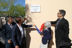 Inauguration de la place Guy Briantais 26 septembre 2015