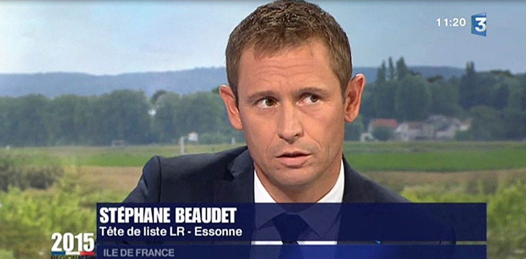 Stéphane Beaudet - France 3